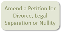 Button for Amend Petition