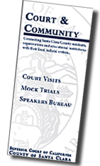 Court & Community brochure