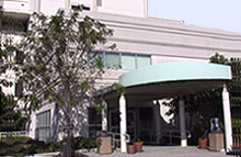 photo of the Juvenile Justice Courthouse in downtown San Jose