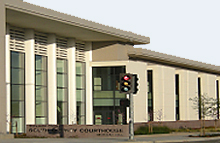photo of the South County Courthouse