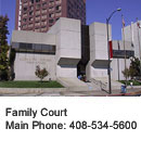 Family courthouse picture