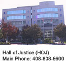 Picture of the Hall of Justice
