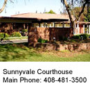 picture of Sunnyvale courthouse