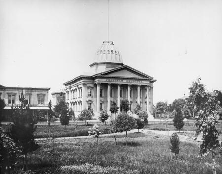 Old Courthouse back in the day